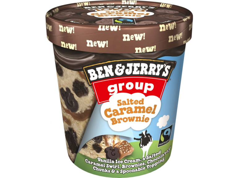 Ijsroom beker Ben & Jerry's Group