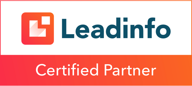Leadinfo certified partner logo